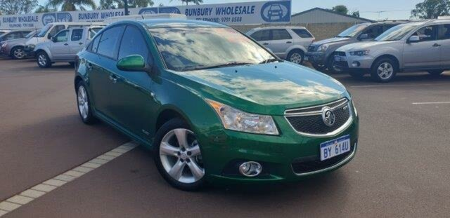 Discounted Used Holden Cruze SRi-V, East Bunbury, 2011 Holden Cruze SRi-V Sedan