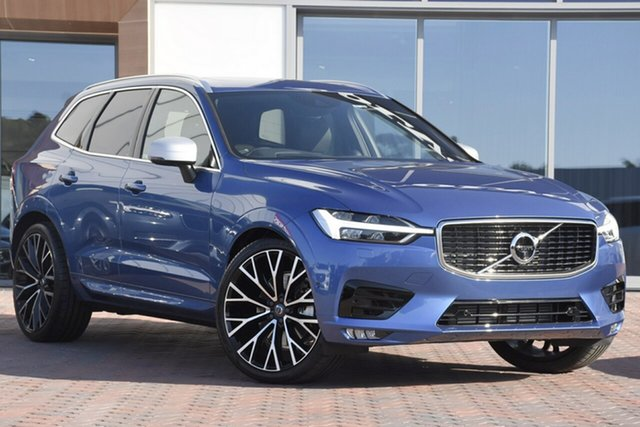 Discounted New Volvo XC60 T6 AWD R-Design, Warwick Farm, 2019 Volvo XC60 T6 AWD R-Design SUV