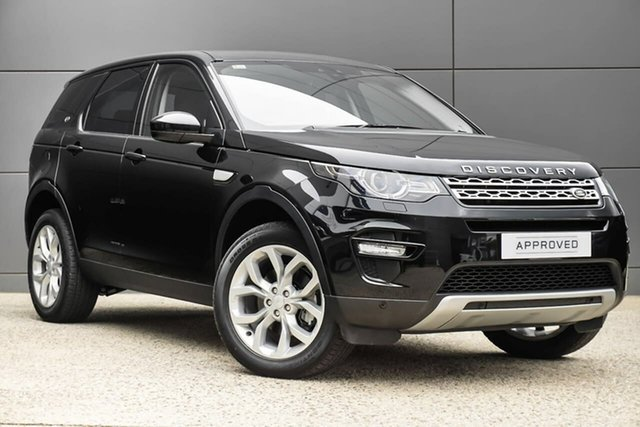 Used Land Rover Discovery Sport TD4 180 HSE, Geelong, 2017 Land Rover Discovery Sport TD4 180 HSE Wagon