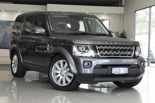 Used Land Rover Discovery TDV6, Cannington, 2015 Land Rover Discovery TDV6 Wagon
