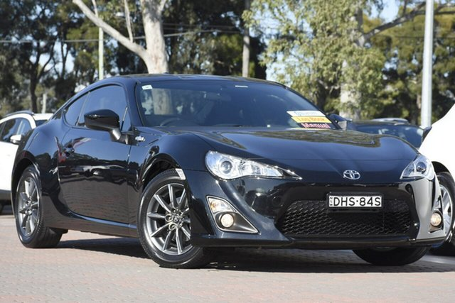 Used Toyota 86 GT, Warwick Farm, 2016 Toyota 86 GT Coupe