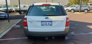 2009 Ford Territory TX Wagon.