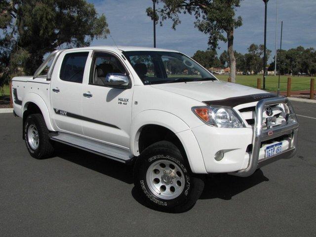 Used Toyota Hilux SR5, Maddington, 2006 Toyota Hilux SR5 Utility
