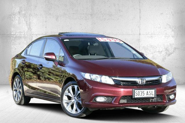 Used Honda Civic Sport, Modbury, 2012 Honda Civic Sport Sedan