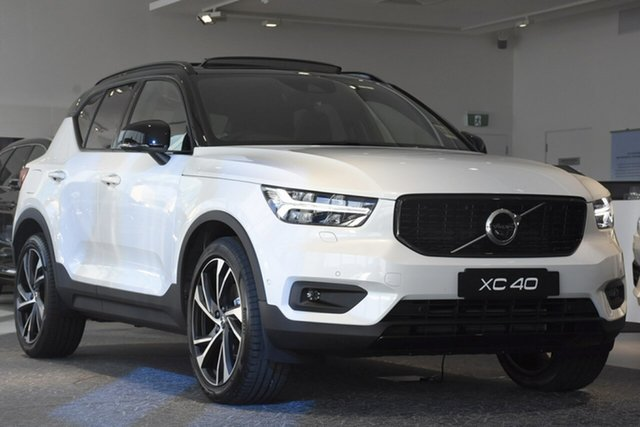 Discounted New Volvo XC40 T5 AWD R-Design, Warwick Farm, 2019 Volvo XC40 T5 AWD R-Design SUV