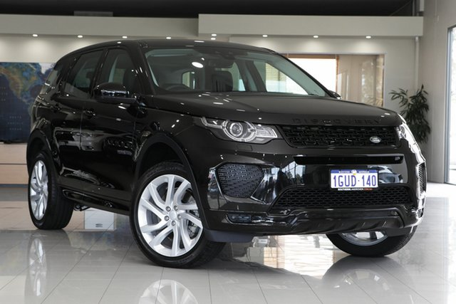 Used Land Rover Discovery Sport Si4 213kW SE, Cannington, 2019 Land Rover Discovery Sport Si4 213kW SE Wagon