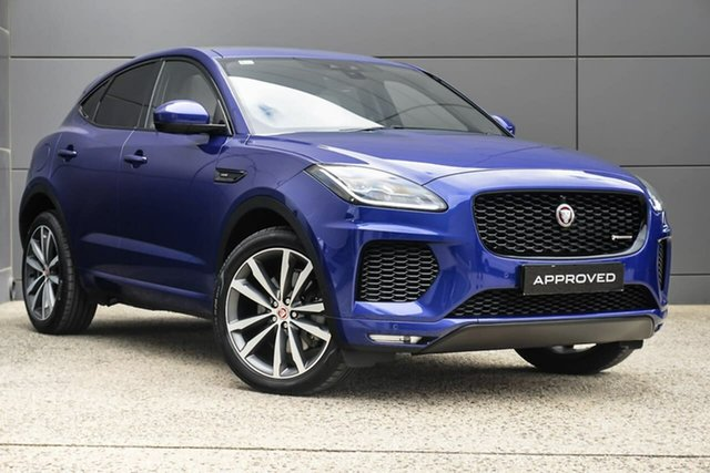 Used Jaguar E-PACE P300 AWD R-Dynamic HSE, Geelong, 2017 Jaguar E-PACE P300 AWD R-Dynamic HSE Wagon