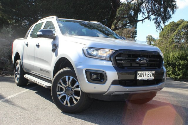 Used Ford Ranger Wildtrak Double Cab, Cheltenham, 2018 Ford Ranger Wildtrak Double Cab Utility