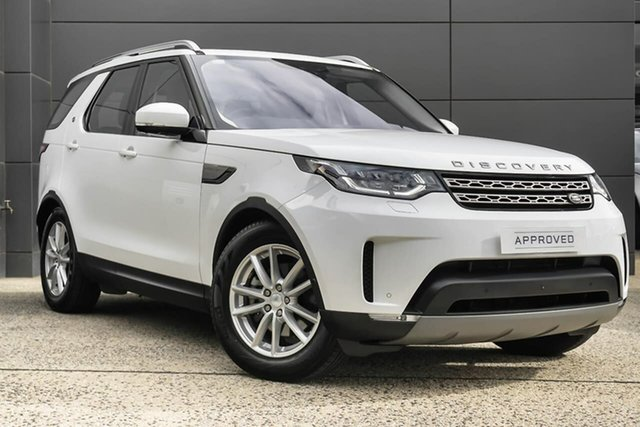 Used Land Rover Discovery TD6 SE, Geelong, 2018 Land Rover Discovery TD6 SE Wagon