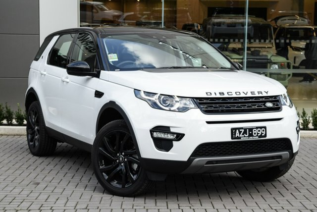 Demonstrator, Demo, Near New Land Rover Discovery Sport TD4 110kW HSE, Berwick, 2018 Land Rover Discovery Sport TD4 110kW HSE Wagon