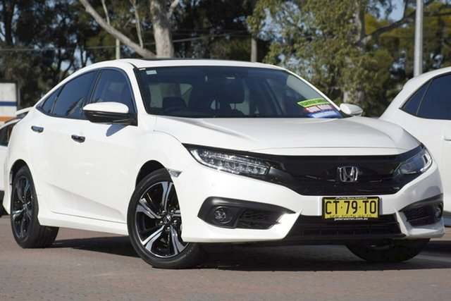 Used Honda Civic RS, Warwick Farm, 2016 Honda Civic RS Sedan