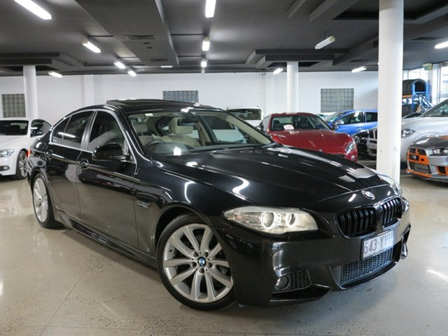 Used BMW 520d Steptronic, Albion, 2012 BMW 520d Steptronic Sedan