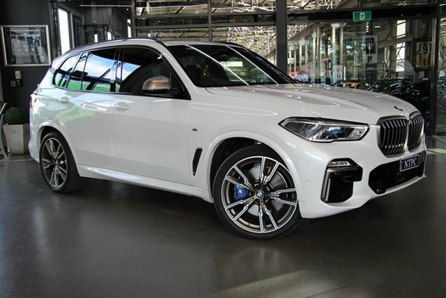 Used BMW X5 M50d Steptronic, North Melbourne, 2019 BMW X5 M50d Steptronic Wagon
