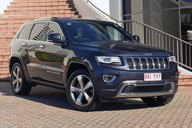 Used Jeep Grand Cherokee Limited, Warwick Farm, 2015 Jeep Grand Cherokee Limited Wagon