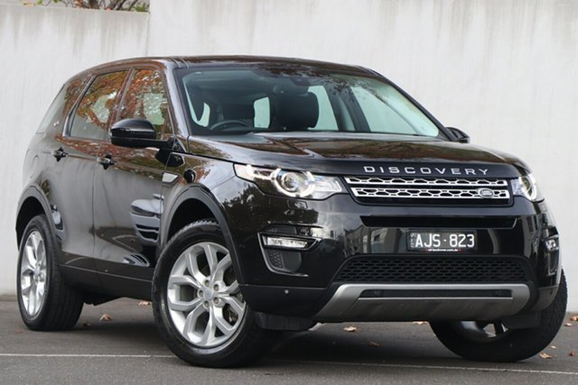Used Land Rover Discovery Sport TD4 150 HSE, Malvern, 2016 Land Rover Discovery Sport TD4 150 HSE Wagon