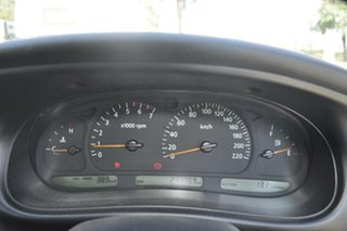 1998 Holden Berlina Sedan.