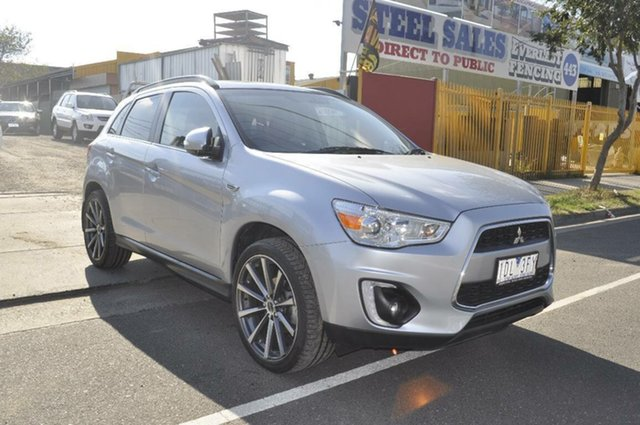 Used Mitsubishi ASX XLS (2WD), Hoppers Crossing, 2014 Mitsubishi ASX XLS (2WD) Wagon