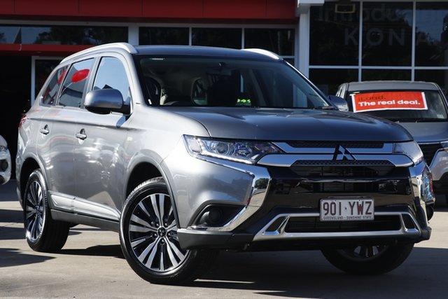Demonstrator, Demo, Near New Mitsubishi Outlander ES 2WD, Beaudesert, 2019 Mitsubishi Outlander ES 2WD Wagon