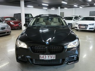 2012 BMW 520d Steptronic Sedan.