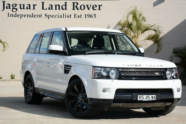 Used Land Rover Range Rover Sport SDV6 CommandShift Luxury, Welshpool, 2012 Land Rover Range Rover Sport SDV6 CommandShift Luxury Wagon