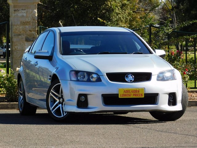 Used Holden Commodore SV6, Enfield, 2011 Holden Commodore SV6 Sedan