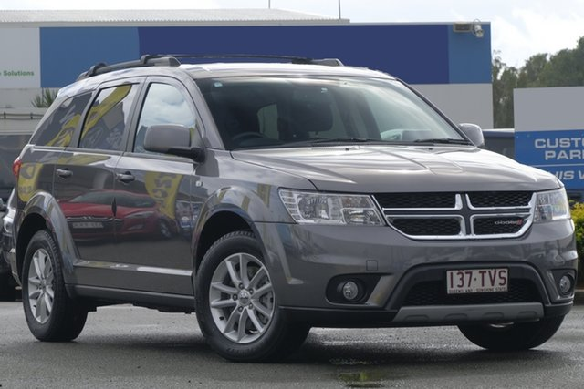 Used Dodge Journey SXT, Bowen Hills, 2013 Dodge Journey SXT Wagon