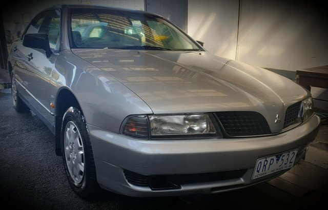 Used Mitsubishi Magna Executive, Cheltenham, 2000 Mitsubishi Magna Executive Sedan