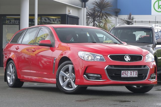 Used Holden Commodore SV6 Sportwagon, Bowen Hills, 2016 Holden Commodore SV6 Sportwagon Wagon