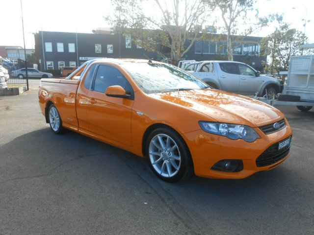 Used Ford Falcon XR6 Ute Super Cab, Nowra, 2013 Ford Falcon XR6 Ute Super Cab Utility