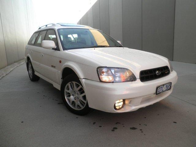 Used Subaru Outback H6 AWD, Cheltenham, 2001 Subaru Outback H6 AWD Wagon