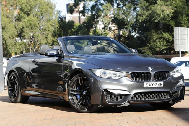 Used BMW M4 M-DCT, Warwick Farm, 2015 BMW M4 M-DCT Convertible