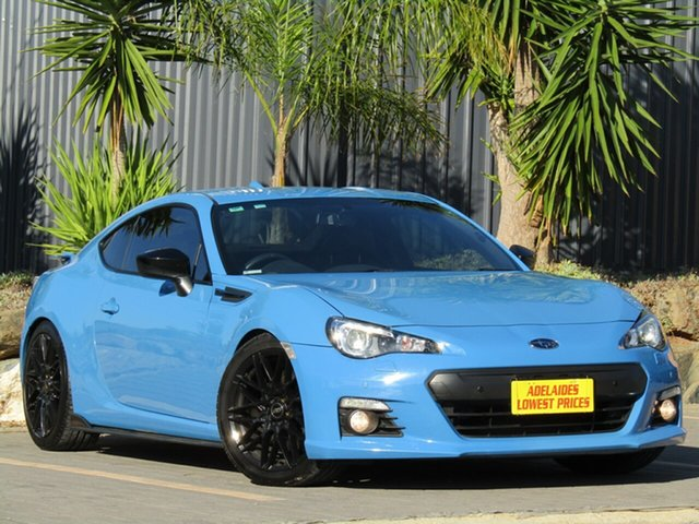 Used Subaru BRZ Hyper Blue, Enfield, 2015 Subaru BRZ Hyper Blue Coupe