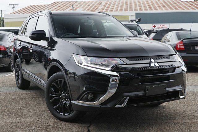 New Mitsubishi Outlander Black Edition AWD, Toowong, 2019 Mitsubishi Outlander Black Edition AWD Wagon