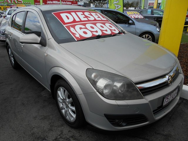 Used Holden Astra CDTi, Slacks Creek, 2007 Holden Astra CDTi Hatchback