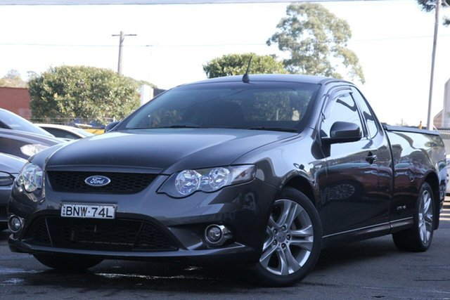 Used Ford Falcon XR6, Brookvale, 2010 Ford Falcon XR6 Utility