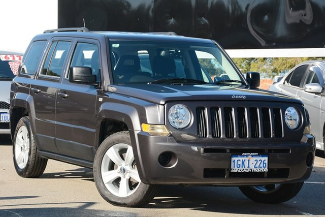 Used Jeep Patriot Sport (4x2), Mandurah, 2015 Jeep Patriot Sport (4x2) Wagon