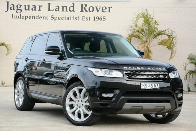Used Land Rover Range Rover Sport TDV6 CommandShift S, Welshpool, 2016 Land Rover Range Rover Sport TDV6 CommandShift S Wagon