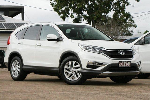 Used Honda CR-V VTi-S, Indooroopilly, 2015 Honda CR-V VTi-S Wagon