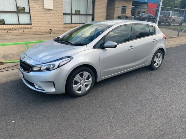 Used Kia Cerato Automatic, Casino, 2017 Kia Cerato Automatic Hatchback
