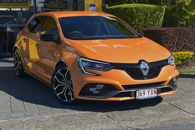 Discounted Demonstrator, Demo, Near New Renault Megane R.S. 280 EDC, Warwick Farm, 2019 Renault Megane R.S. 280 EDC Hatchback