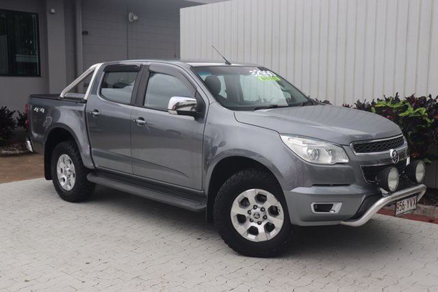 Used Holden Colorado LTZ Crew Cab, Cairns, 2015 Holden Colorado LTZ Crew Cab Utility