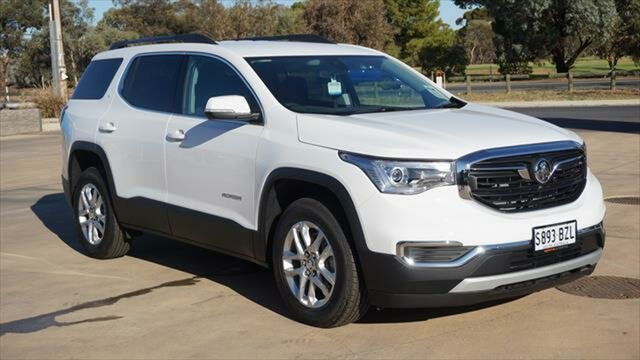 Demonstrator, Demo, Near New Holden Acadia LT 2WD, Berri, 2018 Holden Acadia LT 2WD Wagon