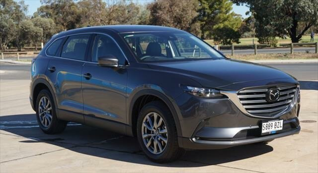 Demonstrator, Demo, Near New Mazda CX-9 Touring SKYACTIV-Drive, Berri, 2019 Mazda CX-9 Touring SKYACTIV-Drive Wagon