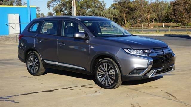 New Mitsubishi Outlander ES 2WD, Berri, 2018 Mitsubishi Outlander ES 2WD Wagon
