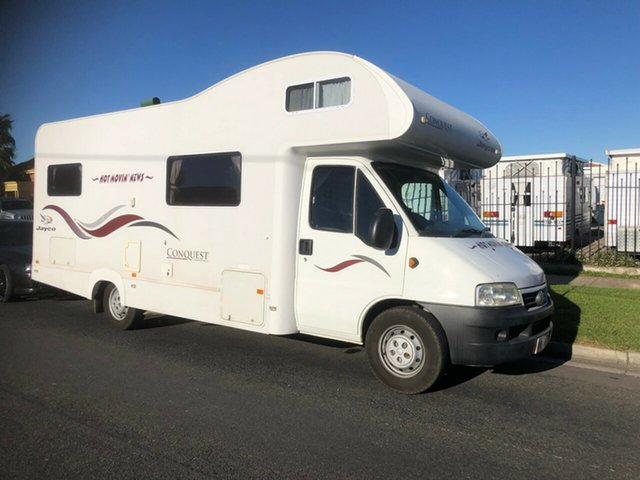 Discounted Used Jayco/Fiat Conquest, Klemzig, 2006 Jayco/Fiat Conquest Motor Home