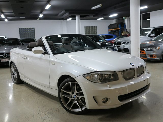 Used BMW 120i Steptronic, Albion, 2013 BMW 120i Steptronic Convertible