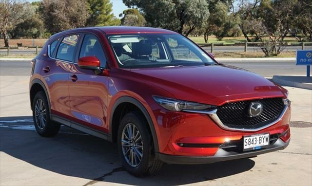 Demonstrator, Demo, Near New Mazda CX-5 Touring SKYACTIV-Drive i-ACTIV AWD, Berri, 2018 Mazda CX-5 Touring SKYACTIV-Drive i-ACTIV AWD Wagon