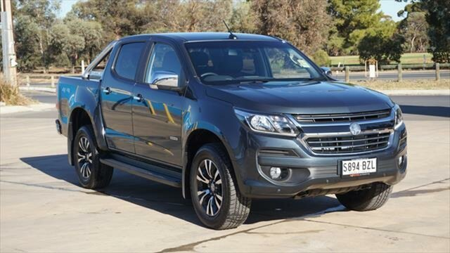 Demonstrator, Demo, Near New Holden Colorado LTZ Pickup Crew Cab, Berri, 2019 Holden Colorado LTZ Pickup Crew Cab Utility