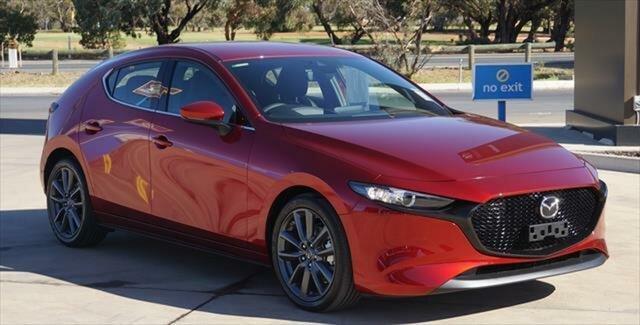 New Mazda 3 G25 SKYACTIV-Drive GT, Berri, 2019 Mazda 3 G25 SKYACTIV-Drive GT Hatchback