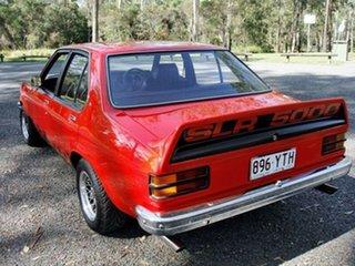 1974 Holden Torana Sedan.